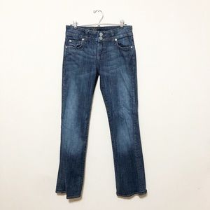 Kut from the Kloth Dark Wash Boot Cut Denim Jeans